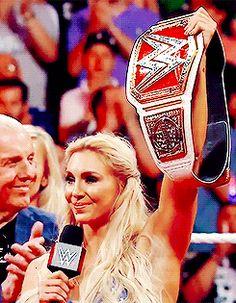 Charlotte Flair Polska : 100 dni panowania WWE Women's Champion- Charlotte!