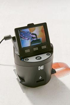 Kodak SCANZA Digital Film Scanner - Turn your film images into digital.
