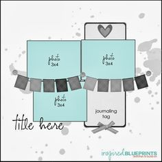 3 or 4 picture layout Scrapbook Patterns, Scrapbook Layout Sketches, Scrapbook Templates, Scrapbook Designs, Card Sketches, Scrapbooking Layouts, Wedding Scrapbook, Baby Scrapbook, Scrapbook Cards