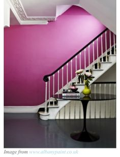 Radiant Orchid: Patone Colour of the Year 2014 - Colour Of The Year 2014 In Interior Design