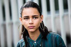 MISSBISH Street Style Snaps | Paris Fashion Week Got Us Drooling - MISSBISH | Women's Fashion Fitness & Lifestyle Magazine
