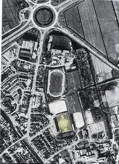 Oude stadion van SC Heerenveen