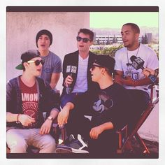 Midnight Red at Hollywire