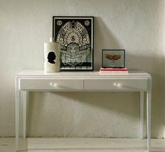 contemporary writing desk PETER by Domenico Mula DOM edizioni