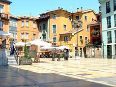 Spanje 2010 Oviedo centrum