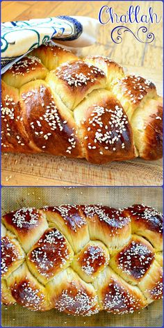 This is How I Cook: Challah Bread (My Favorite Friday Treat) (French Bread Sandwich Recipes) Challah Bread Recipes, Best Challah Recipe, Bread Rolls, Challah Rolls, Donuts, Jewish Recipes, Dessert Bread, Galette, Bread Baking