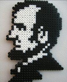 Ecco un ritratto del primo presidente americano Abramo Lincoln