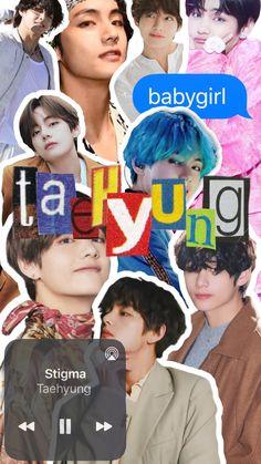taehyung iphone wallpaper