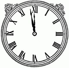 cinderella midnight clock - Google Search