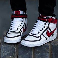 Nike Vandal High Tops  Sooo not a sneakerhead, but Can't help but love these.