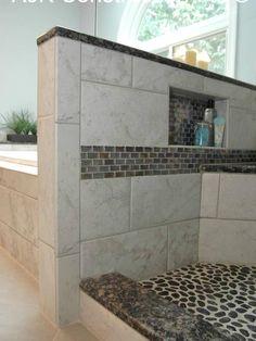 Shower tile... By RJKconstructioninc.com