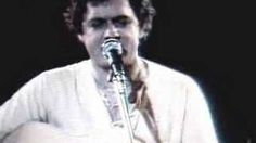 Harry Chapin sings 30 Thousand pounds of BANANAS Live 1977, via YouTube.