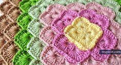 [Free Pattern] Learn A New Crochet Stitch: Crochet Box Stitch
