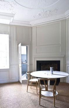 madabout-interior-design: Architect William Smalley's apartment...
