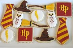 harry potter cookies - Google Search