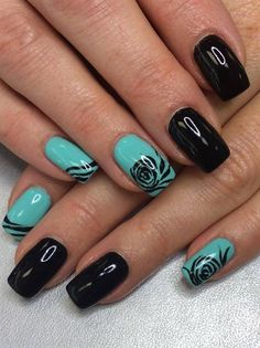 Light Elegance by LE_sweden from Nail Art Gallery