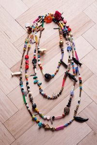 Image of Multi Strand Necklace