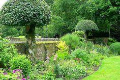 Jane Austen's Garden, Chawton, Hampshire by teresue, via Flickr