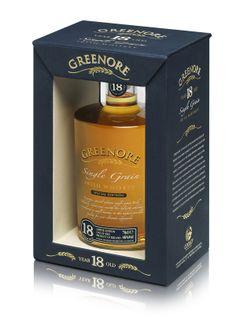 Greenore 18YO Irish Whiskey on Behance