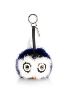 Fendi Bird Bag Bugs bag charm