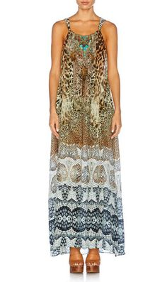 Camilla | Drawstring Dress