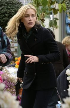 Piper Perabo in Covert Affairs