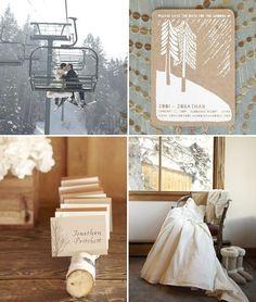 Alison Events Wedding montage via Mint