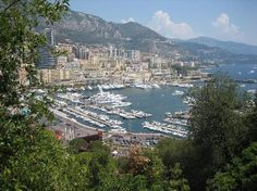 Monte-Carlo, Monaco oh-the-places-we-go