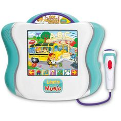 NEW Fisher-Price Learn Through Music TouchPad w/THOMAS & FRIENDS & LITTLE PEOPLE #FisherPrice