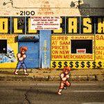 Si los personajes de los videojuegos salieran de las consolas, seguro invadirían paisajes naturales y citadinos, al menos esto fue lo que se le ocurrió al fotógrafo londinense Aled Lewis, quien coloca a protagonistas de escenas de 8 bits, en partes de fotografías actuales. Mario Kart, Zelda, Street Fighter y Duck Hunt son algunos de …