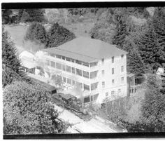 Monte Rio Hotel 1902 The Russian River Early Years Pinterest Hotels