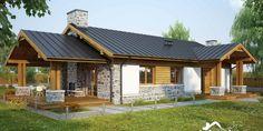 Casa simpla cu mansarda construibila cu un buget mic - IdeiAmenajari.