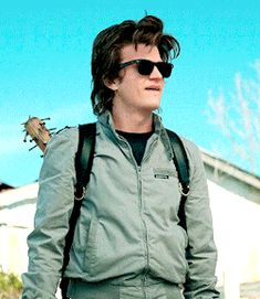 """With original shows like """"Stranger Things"""" and """"Big Mouth,"""" Netflix has hit the mark with both critics and audiences. Stranger Things Joe Keery, Steve Harrington Stranger Things, Stranger Things Aesthetic, Stranger Things Netflix, Stranger Danger, Joe Kerry, Film Manga, Sherlock, Wattpad Fanfiction"""