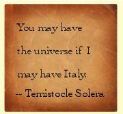 Italian quotes | Italy Quote - Temistockle Solera