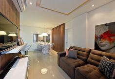 Construindo Minha Casa Clean: Décor Amplia Espaços e Transforma Apartamento Compacto em Grande Lar!