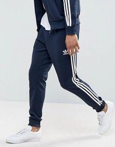Shop adidas Originals Superstar Cuffed Track Pants at ASOS.