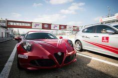 Alfa Romeo Driving Day at Varano Circuit - Part 2 Automobile, Driving Courses, Alfa Romeo, Circuit, Racing, Passion, Sport, Street, Car