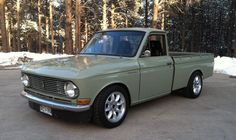 Datsun Pickup Truck