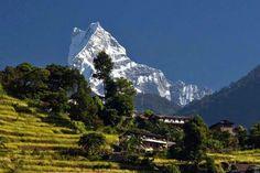 Machhapucchre Himal