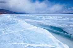 Ice. Researchers have shown that the material strength and fracture toughness of ice are decreased significantly under increasing concentrations of CO2 molecules, making ice caps and glaciers more vulnerable to cracking and splitting into pieces.