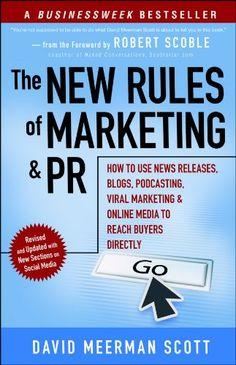 New Rules of Marketing & PR