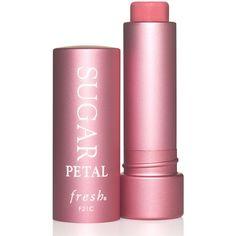 Fresh Sugar Lip Treatment Petal ($23) ❤ liked on Polyvore