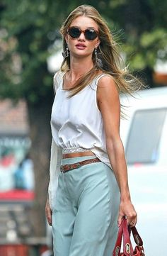 Perfect | Rosie Huntington.