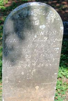 Mary Lawton (25 Sep 1800 - 26 Jan 1868) - Find A Grave Memorial In Memory of Mary Lawton Relict of John Lawton Born on the Island of Barbados West Indies. Died in Powhatan, VA.