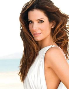 Sandra Bullock. ~I just love Sandra. I have seen almost every movie she ever made GM~