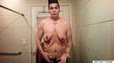 Πώς γίνεται το σώμα μας όταν χάνει 122 κιλά - Ο νεαρός που συγκίνησε τα social media | cretaone