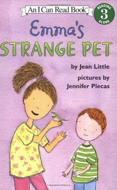 Emma's Strange Pet (I Can Read Book 3) « Library User Group