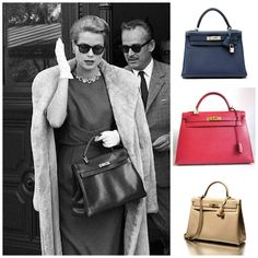Hermès Kelly Bag - Grace Kelly