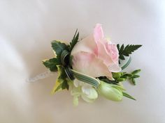 Sweet Avalanche rose buttonhole. Chanan's Floral Events