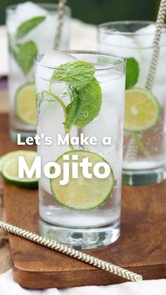 Rum Cocktails, Good Vodka Drinks, Drinks With Mint, Cocktail Drinks, Simple Vodka Cocktails, Fun Drinks, Simple Mixed Drinks, Simple Cocktail Recipes, Cucumber Vodka Drinks